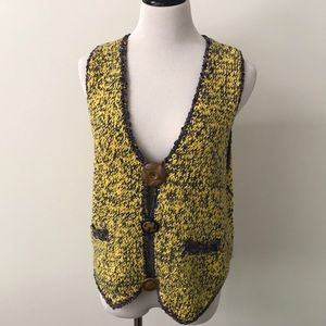 Sweaters - Hand made vest